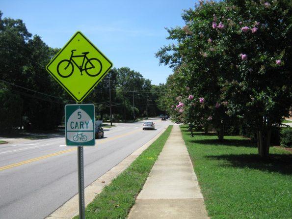 More bike routes!