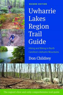 Uwharrie Lakes Region Trail Guide