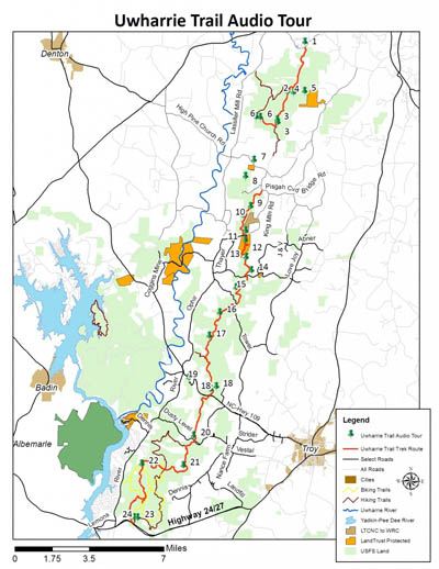 Uwharrie-Trail-Audio-Tour-Map-final1-sm