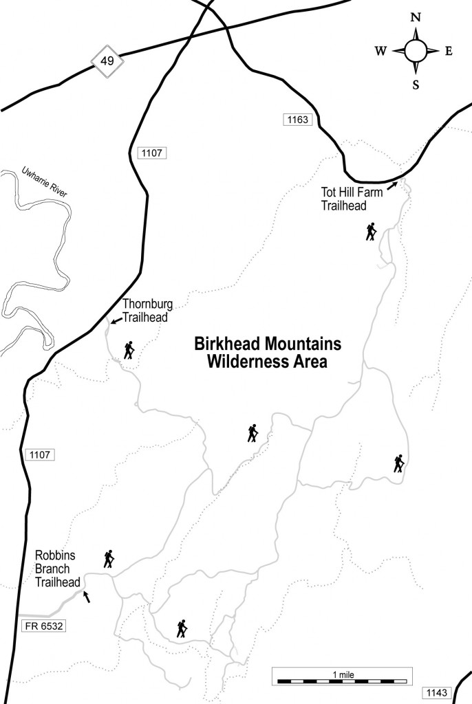 Birkhead Mountains Wilderness