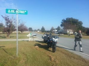 Devil's Racetrack Road