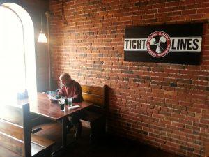 Tight Lines Pub