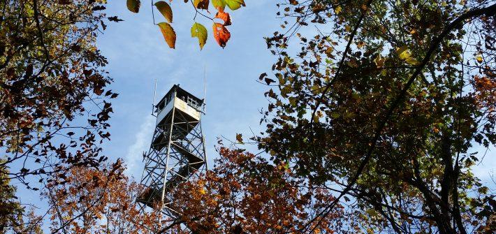 Shepherd Mountain tower