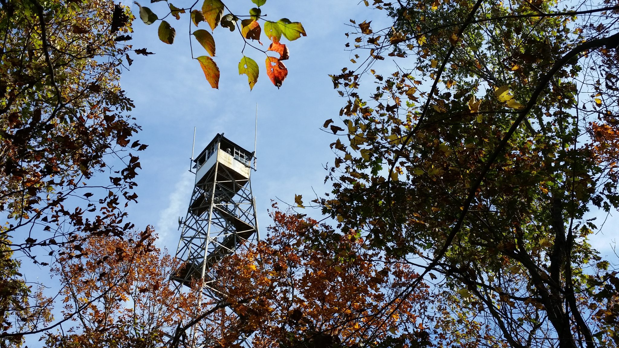 Shepherd Mountain tower