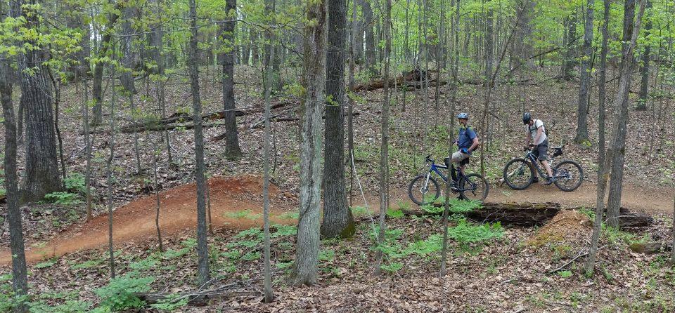 Brumley trail