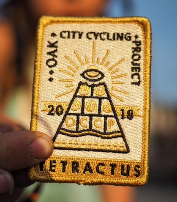 Tetractus patch